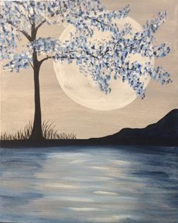 Sapphire Moon