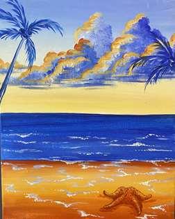 Sapphire Sunset Beach