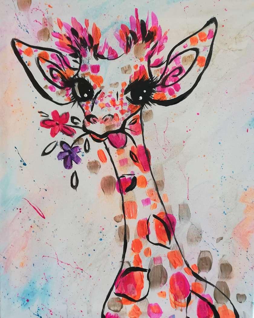 Sassy Giraffe