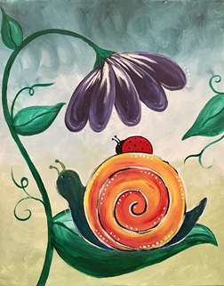Sassy Snail