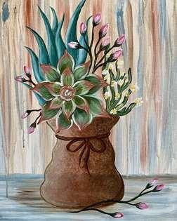 Sassy Succulents