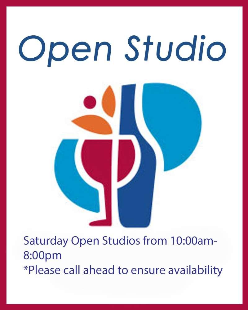 Saturday Open Studio
