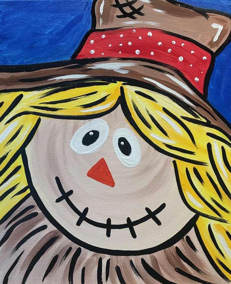 Scarecrow Selfie