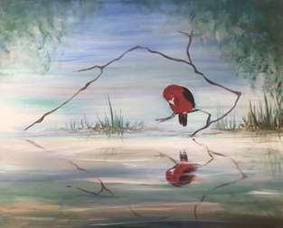Scarlet Reflection