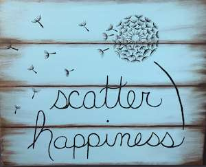 Scatter Happiness