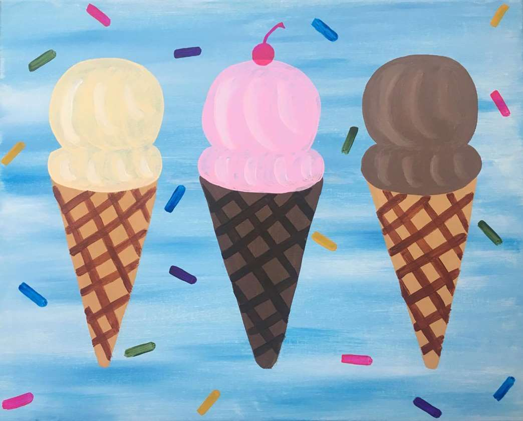 Scoops and Sprinkles