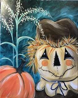 Scratch in the Pumpkin Patch