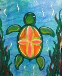 Sea Turtle Surf