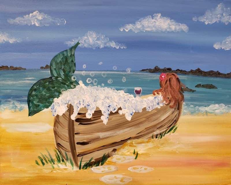 Seaside Sips & Suds