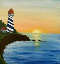 Seaside Sunrise
