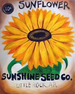 Seedy Sunflower!