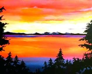 Serendipity Sunset