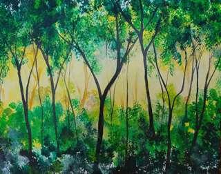 Serene Forest