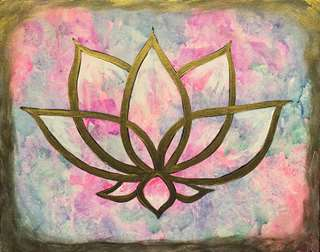 Serene Lotus