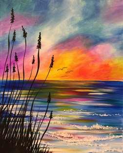 Serene Sunrise