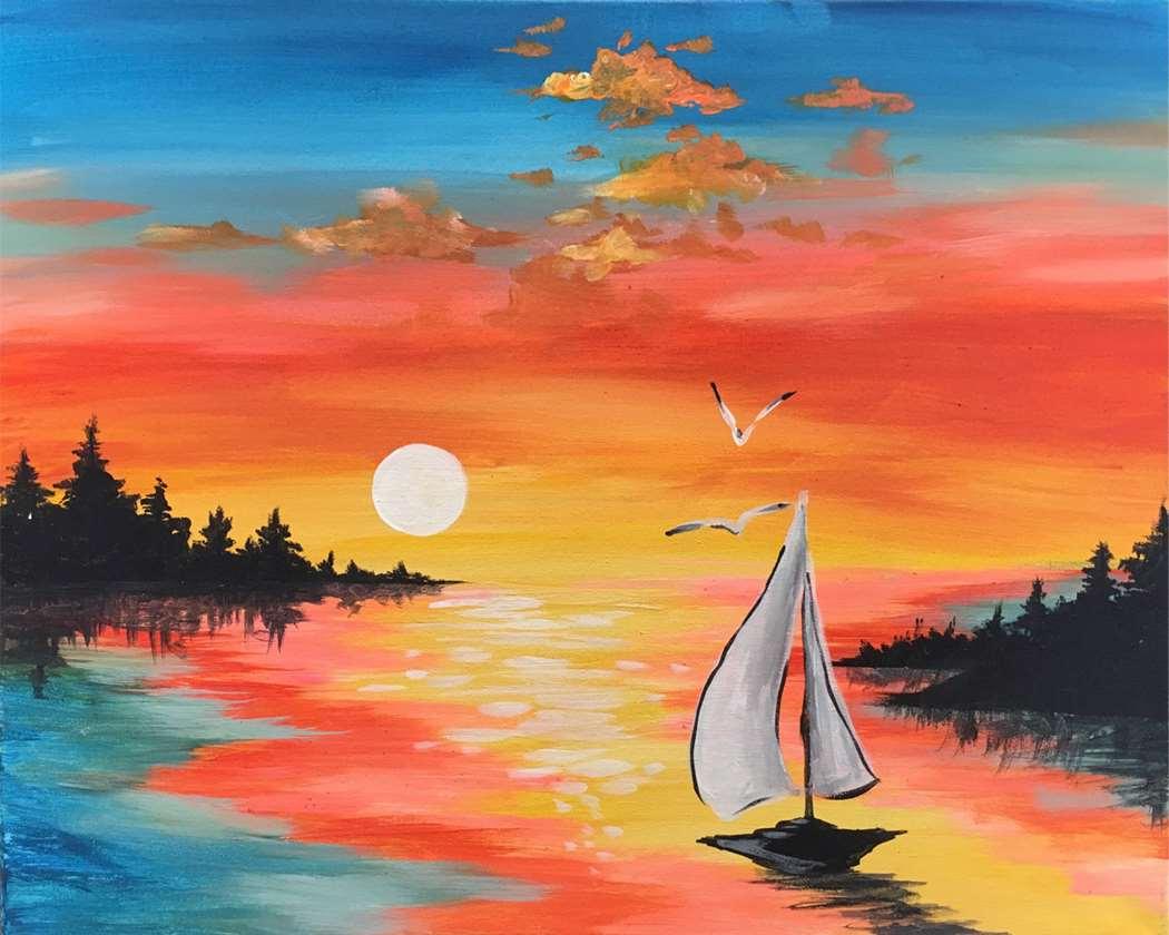 """""""set sail"""""""