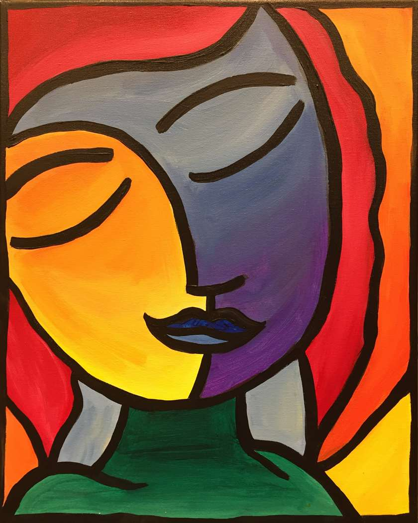 NEW - Enjoy a Quickie:)  Smaller Canvas - Shorter Class and GREAT DEAL!!!!
