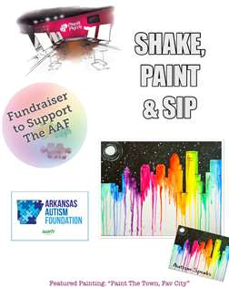 Shake, Paint and Sip