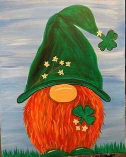 Shamrock the Gnome