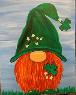 Shamrock the Gnome