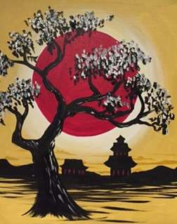 Shanghi Moonrise