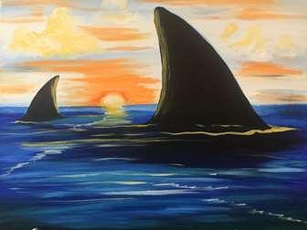 SHARK!