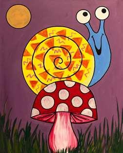 Sheldon the Snail