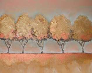 Shimmering Trees