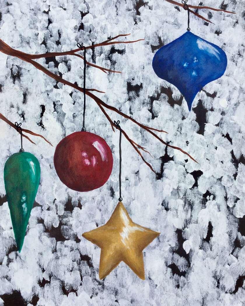 Shiny Christmas Treasures