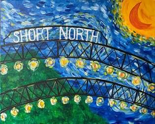 Short North Starry Night