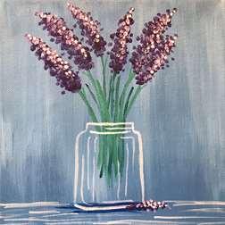 Simple Lavender