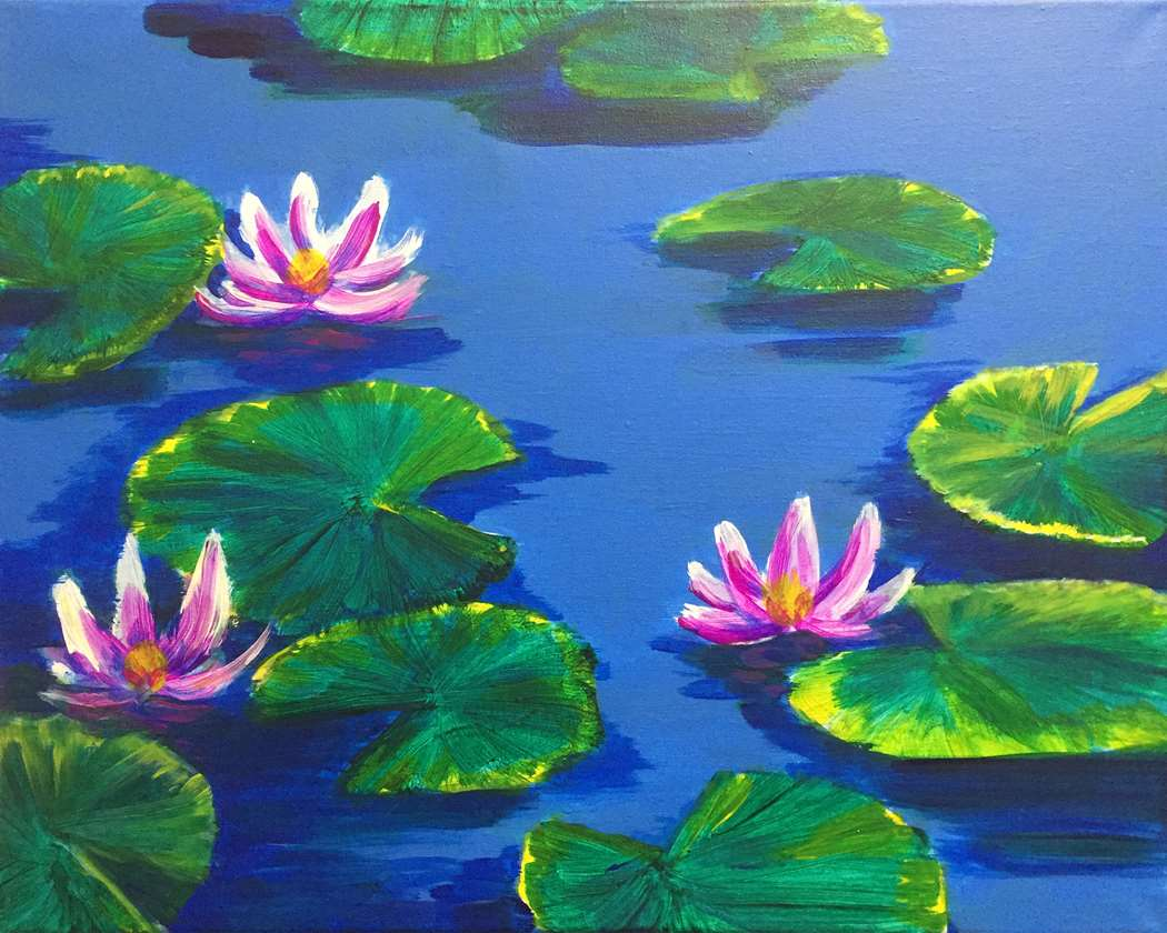 Simply Monet