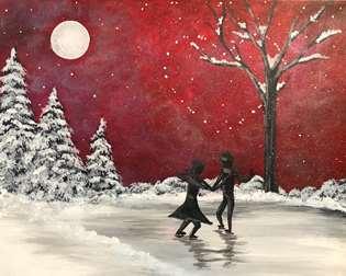 Skating by Starlight