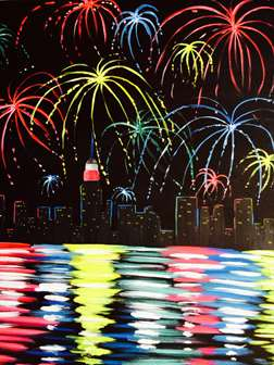 Skyline Celebration!