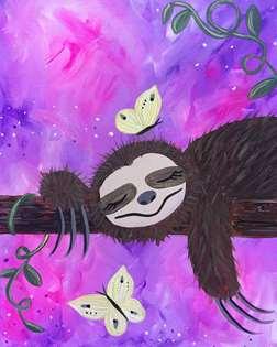 Sleepy Sloth