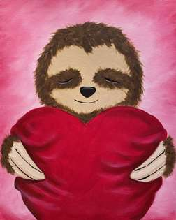 Sloth Snuggles