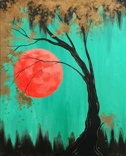 Smoldering Moon