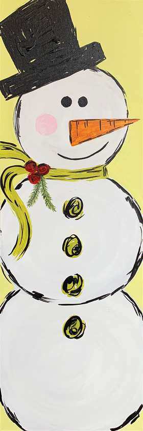 Snazzy Snowman
