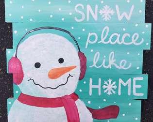 Snow Place Like Home