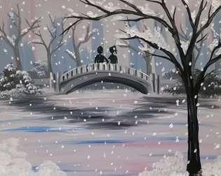 Snowday Stroll