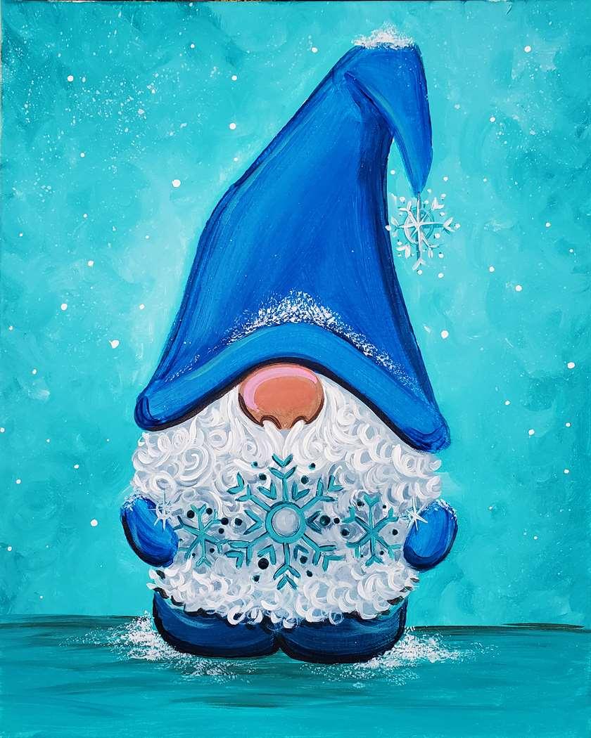 Snowflake Gnome