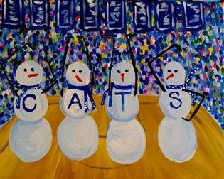 Snowman CATS
