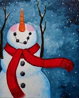 Snowman Dream