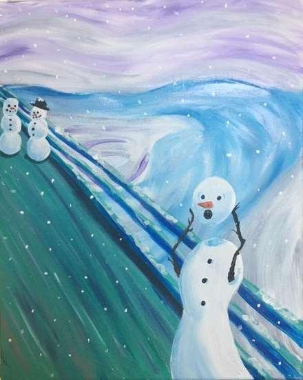Snowman Scream
