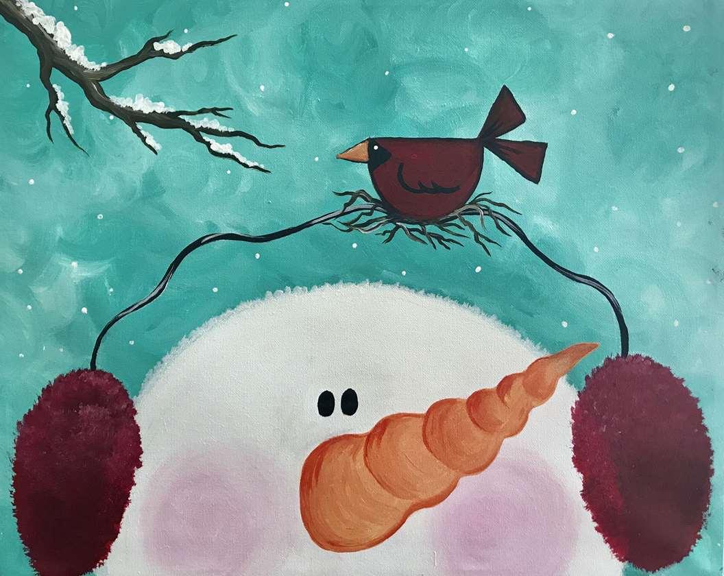 Snowman's Best Friend