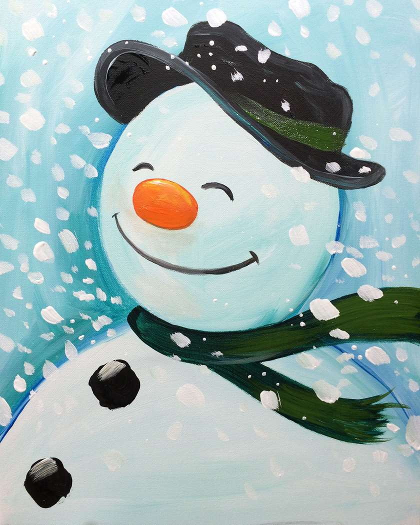 Snowman's Cheer
