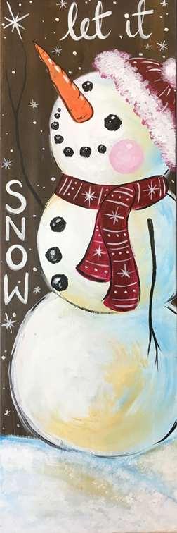 Snowman's Wish
