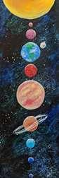 Starry Solar System