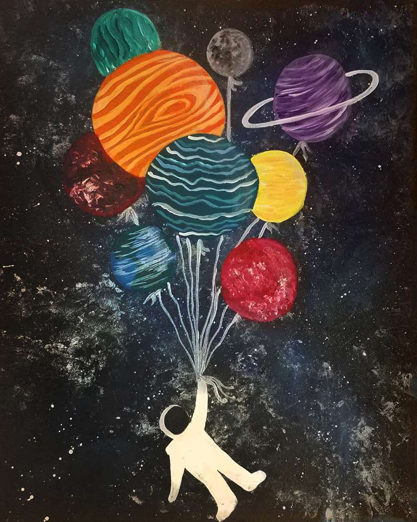 Space Balloons