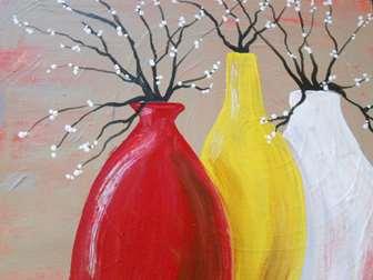Spanish Vases